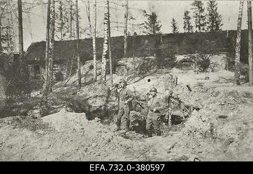 Vene 33.Jalaväediviisi 131.Tiraspoli polgu reservpataljoni                      kasarm.