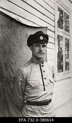 Vene 33.Jalaväediviisi 131.Tiraspoli polgu ohvitser leitnant                      Lebedev.