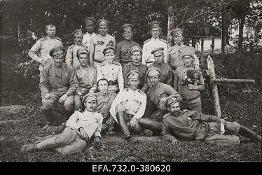 Vene 33.Jalaväediviisi 131.Tiraspoli polgu sapöörikomando üks                      rühm.