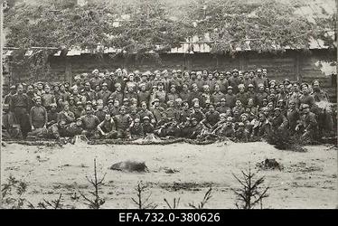 Vene 33.Jalaväediviisi 131.Tiraspoli polgu 8.rood kasarmu                      ees.