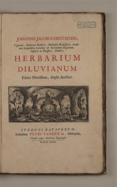 Herbarium Diluvianum
