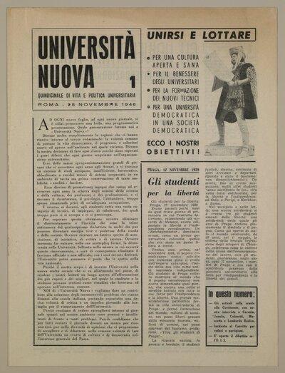 Università nuova
