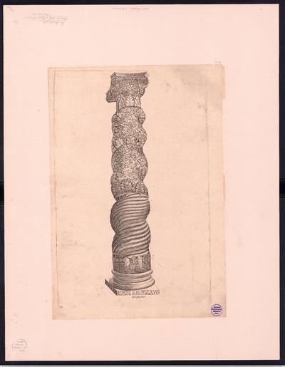 Speculum Romanae Magnificentiae[List of plates]