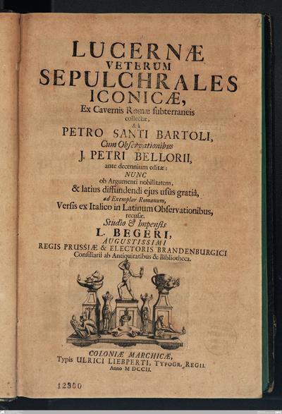 Oreste stretto al parricidio dal fatospecchio etrusco di G. Basseggio illustrato da E. Braun