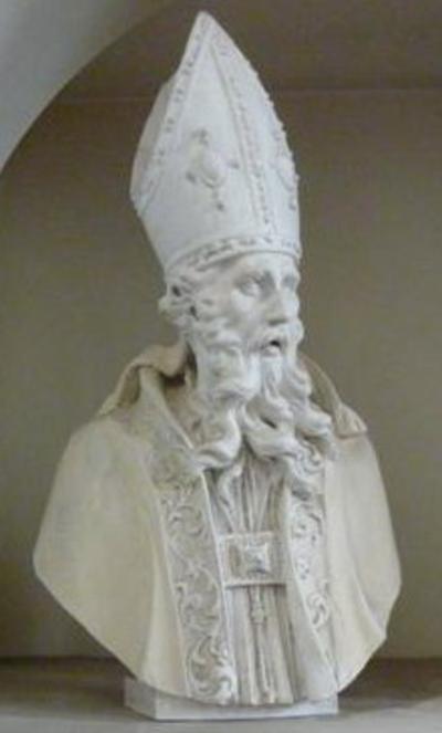 Beeld Sint-Augustinus
