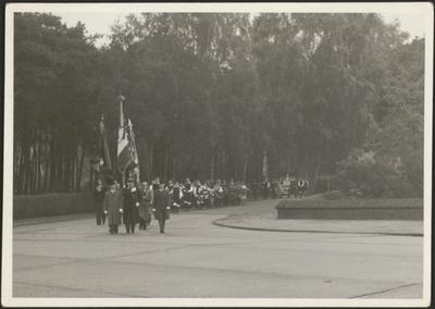 Begrafenis van Stefan Rogelj (1962) - rouwstoet.