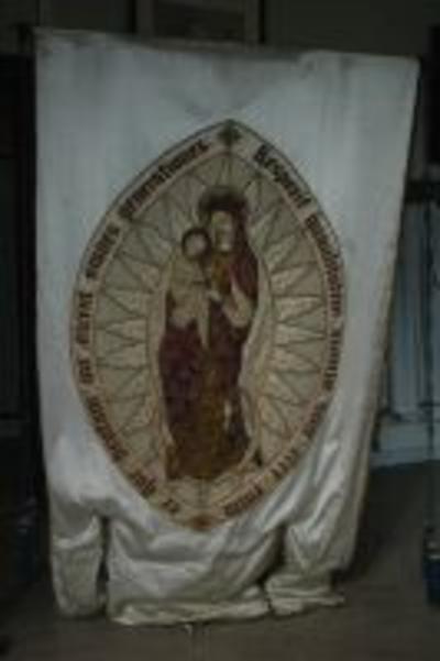Processievaandel Onze-Lieve-Vrouw