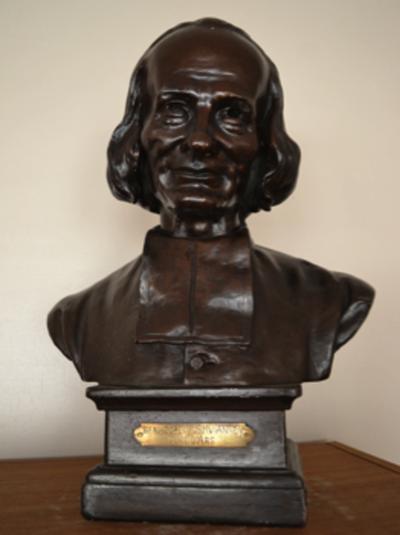 Buste van Jean-Marie Vianney, priester van Ars