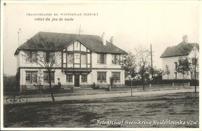 Charbonnages de Winterslag (Genck)