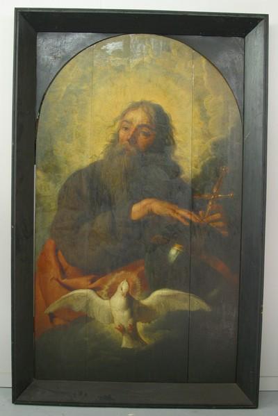God de Vader en de Heilige Geest