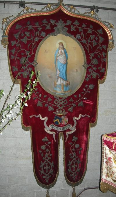 processievaandel Onze-Liieve-Vrouw