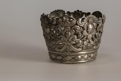 Kroon voor het beeld van de heilige Anna