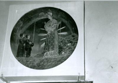 beeldengroep Onze-Lieve-Vrouw van La Salette