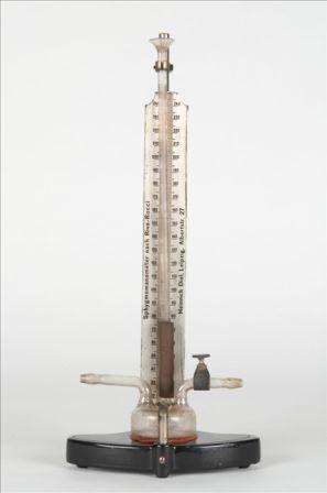 Sphygmomanometer volgens Riva-Rocci
