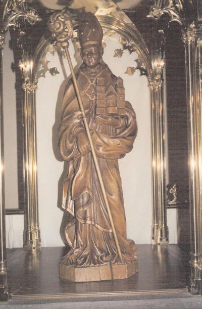 Heilige Bernulfus (Bernoldus)