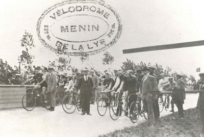 Menin: Vélodrome de la Lys