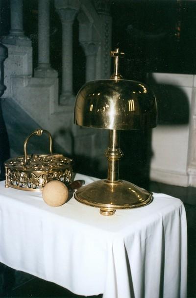 gongen (percussieinstrumenten)