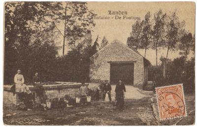 Landen, Pepijnbron, La Fontaine - De Fontijn