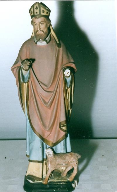 mannelijke heilige