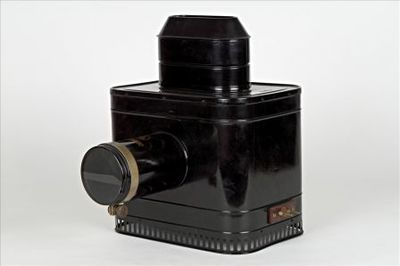 Platenprojector