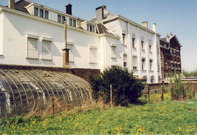 Klooster van O.L.Vrouw der VII Weeën - De kloosterhoeve