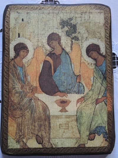 4 engelen met kelk