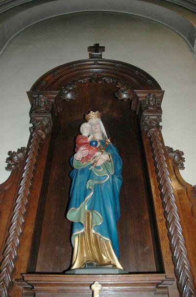 Onze-Lieve-Vrouw met Jezuskind