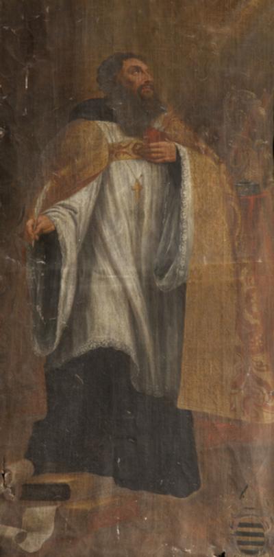Schilderij van Augustinus van Hippo