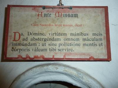 Ante Missam