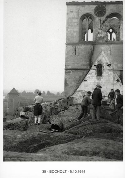 BOCHOLT - 5.10.1944