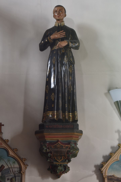 Beeld Sint Gerardus van Majella