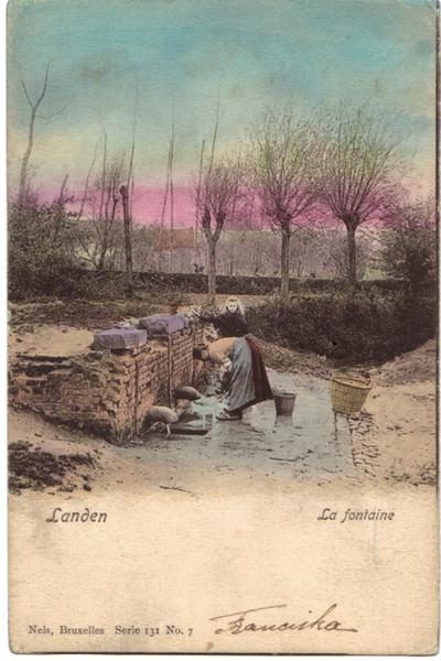 Landen, De Bron La Fontaine