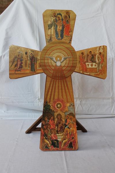 Byzantijns kruisbeeld