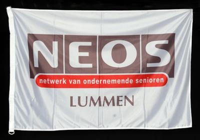 Vlag van Neos Lummen