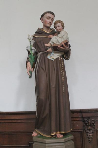 Beeld van Sint Antonius van Padua