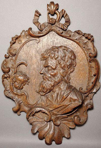De heilige Mattheus