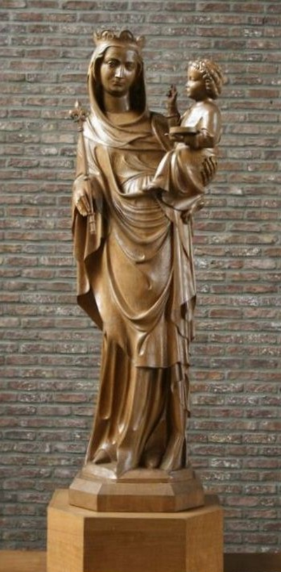 Onze-Lieve-Vrouw Virga Jesse