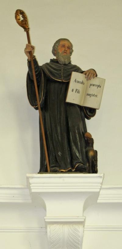 Heilige Benedictus van Nursia