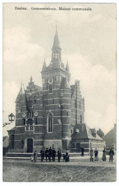 Balen-Neet Oud Gemeentehuis
