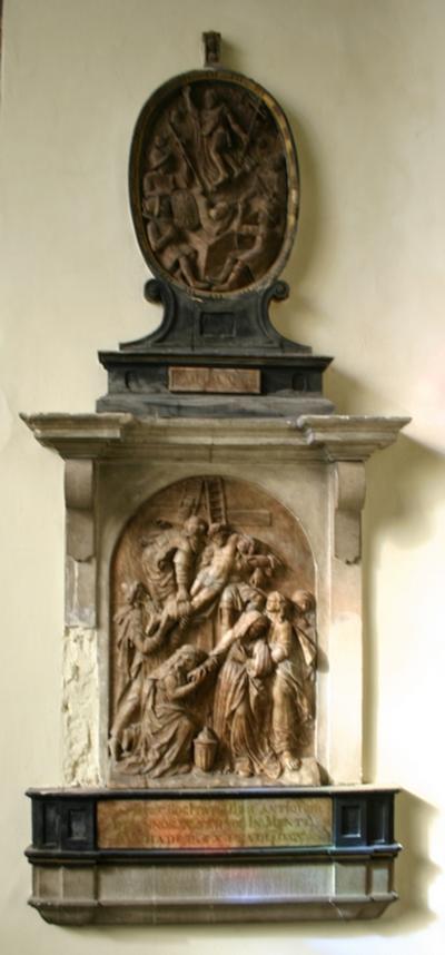 Epitaaf van Hendrik Duyffens
