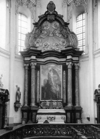 Altaar van Sint Michaël