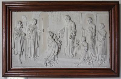 Taferelen uit het leven van de heilige Bernardus van Clairvaux