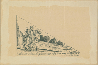 Bedevaartvaantje, Sint-Martinus, Peutie