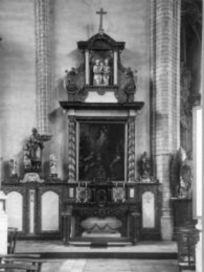Altaar van Sint-Anna