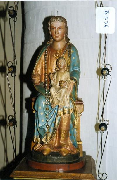 Moeder Gods en Jezuskind