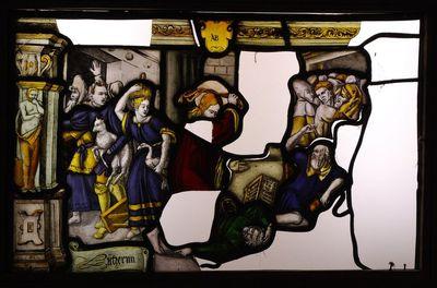 Christus verdrijft de kooplieden uit de tempel