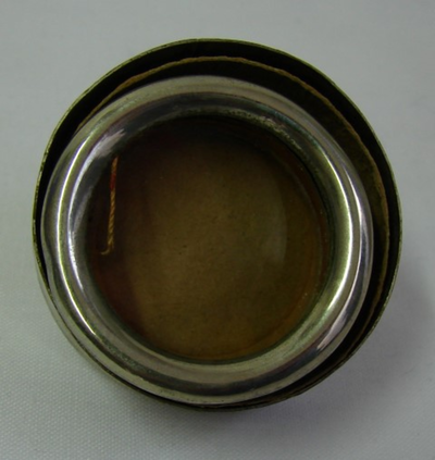 Onderdelen van een reliekoog