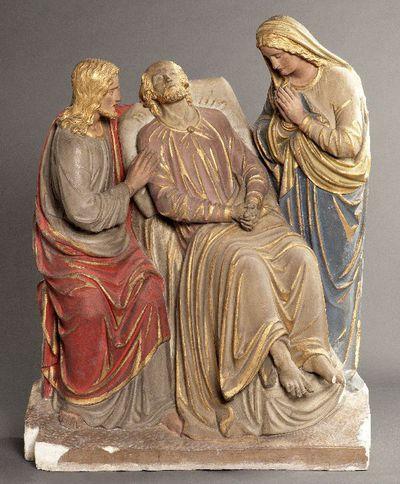 De dood van de heilige Jozef