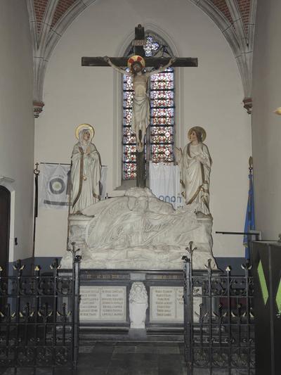 monument gesneuvelden 14-18