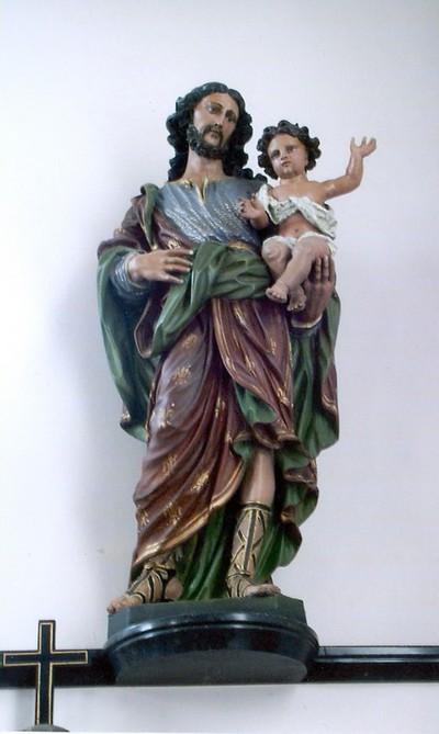 H. Jozef met Kind Jezus